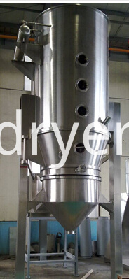 Fl Fluid Bed Drying Machine for Washing Powder